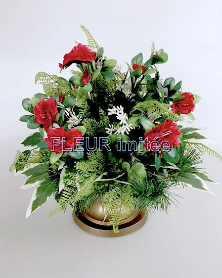1e2299a46 Mísy na hřbitov   Umělé květiny, umělé stromy, palmy a dekorace