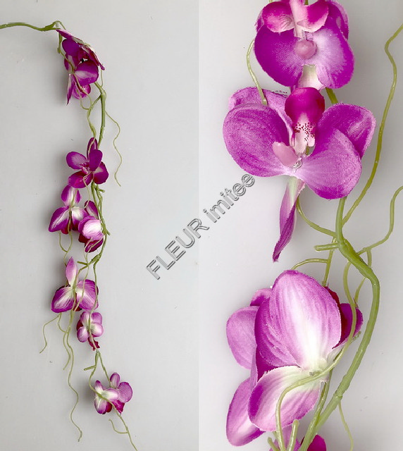 Girlanda orchidea 60/360